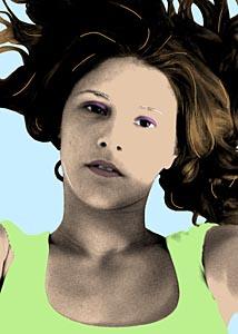 Regalo: Un Andy Warhol Pro 1 persona Impreso en un lienzo con bastidor para alguien de Madrid
