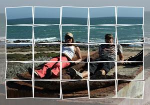 Regalo: Un FotoMontaje Puzzle de la marca EDUCA para alguien de Terrassa