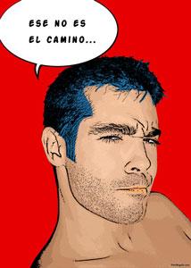 Regalo: Un Pop Art Comic 1 persona En un archivo JPG (Ya lo imprimiré yo) para alguien de Las Palmas de Gran Canaria