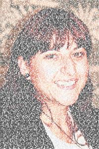 Regalo: Un FotoTexto Impreso en papel brillo para alguien de Madrid
