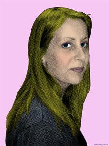 Regalo: Un Andy Warhol Pro 1 persona Toile sur châssis portrait 30x40 cm
