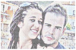 Regalo: Un FotoTexto Impreso en papel brillo para madrid