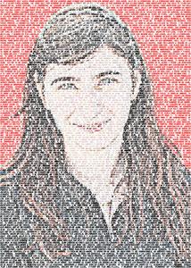 Regalo: Un FotoTexto Impreso en papel brillo para alguien de Alcala de Henares