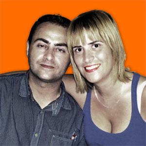 Regalo: Un Andy Warhol Pro 2 personas Foto lienzo Eco Cuadrado 90x90
