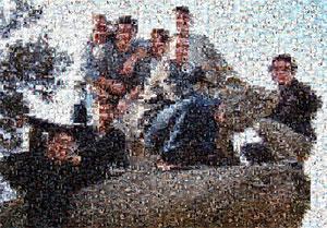 Regalo: Un  Impreso en un lienzo para alguien de Lleida