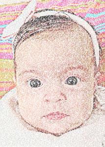 Regalo: Un FotoTexto En un archivo JPG (sin impresión) para alguien de barcelona